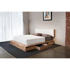 lovely full size platform bed frames  in interior designing home