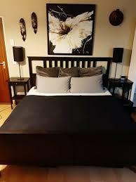 Ikea Hemnes Bett Bettgestell Weiß 180x200 Cm