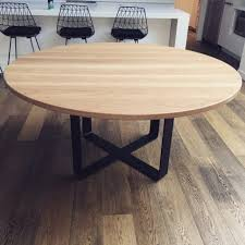 round dining table american