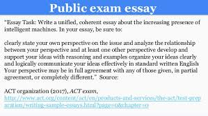 Agreement with myself essay