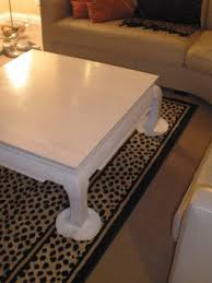 White Lacquer Coffee Table Living In The 513 White Lacquer Coffee Table