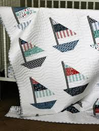 Sailboat Quilt Pattern Custom Decorating Ideas