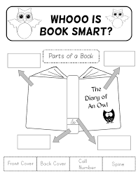 13 Best Images of Parts Of A Library Book Worksheets - Parts of ...