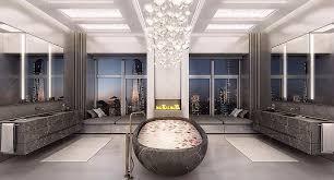 modern luxury master bathroom. Wonderful Master Elegant Modern Master Bathroom Designs Beautiful Bathrooms With  Glittering Chandeliers Than Inspirational In Luxury I