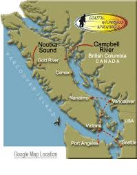 to cbell river and vancouver island