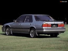 Mugen Honda Accord 2.0Si XB4 (CA) 1987 wallpapers (1024x768)