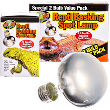 zoo med zoo med repti basking spot lamp with uva