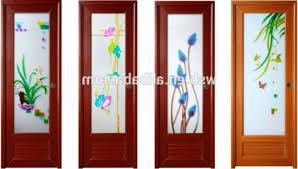 bathroom door glass painting bathroom door design images stirring