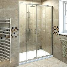 sliding bathtub doors charisma vigo frameless