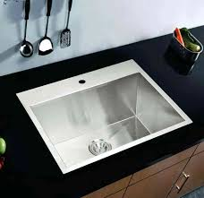 drop in stainless steel kitchen sinks down load drop stainless steel kitchen sinks 18 gauge stainless