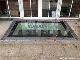 Glasdachsystemeflachdachfensterbegehbare Verglasung