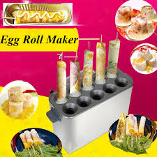 Hot Dog Vending Machine For Sale Adorable Commercial Gas Egg Roll Machine Egg Roll Maker Hot Dog Vending