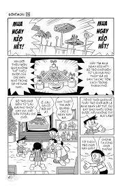 Tập 26 - Chương 1: Cần câu thần kỳ - Doremon - Nobita