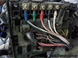 diy fix on your own honda b20a fuse box replacement for big fuse wire there is color mark on the fuse box itself
