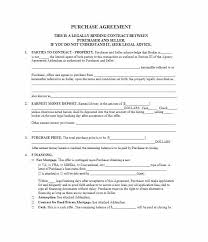 Property Purchase Agreement Template Simple Templates Real Estate ...