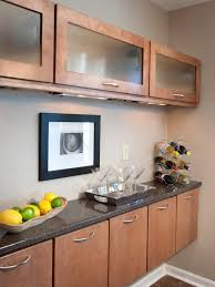 Cabinet With Frosted Glass Doors Photos Hgtv Frosted Glass Cabinet Doors And Lighted Shelves