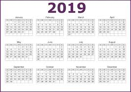Microsoft Free Calendar Template Microsoft Calendar Template 2019 Free Printable Calendar