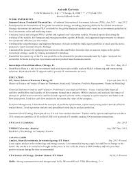 Amazing Cfa Candidate Resume Gallery - Simple resume Office .