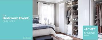 unique ikea bedroom closets 2