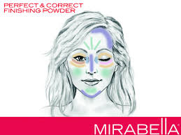 Face Charts For Sale Marketing Assets Mirabella Beauty Marketing Support