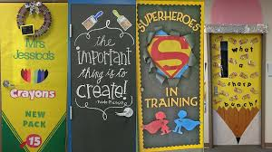 Image Images 35 Awesome Classroom Doors For Back To School Classroom Door Decorations Dgq Homes Classroom Door Decorations Dgq Homes