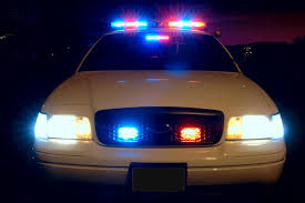 driver s side some police cars add so many emergency lights they resemble trees al com