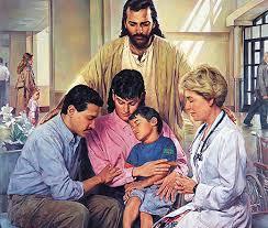 Resultado de imagem para Tiago 5:14