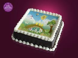 Sunshine Cake Photo Cake Mio Amore