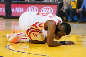 Rockets' James Harden on injury to both ...