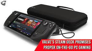 Hardware News: Valve's Steam Deck aims ...
