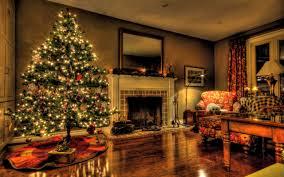 Living Room Christmas Similiar Living Room Christmas House Wallpaper Keywords
