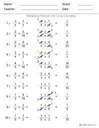 Magnificent Math Aids Com Adding Fractions Answers Pictures ...