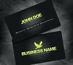 Business Card Templates Visiting Design Psd Format Free Download