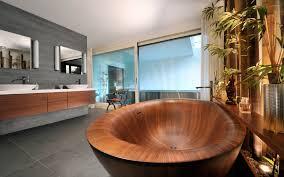 Wooden Bathtub Bagno Sasso Mobili Various Wooden Bathtubs