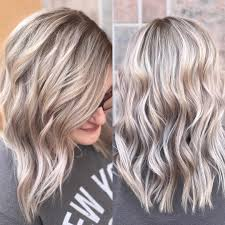 10 Everyday Medium Hairstyles For Thick Hair 2019 Easy Trendy