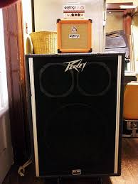 new to me used peavey 1810 bass guitar speaker cabinet squier talk Peavey Classic Schematic at Peavey 1820 Wiring Diagram