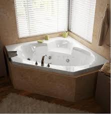atlantis sublime corner whirlpool tub jetted jacuzzi bathtub
