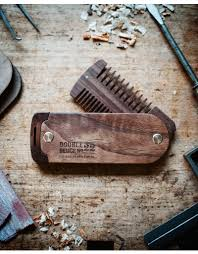 new double deuce no 22 free custom engraving big red beard combs