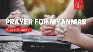 Special Prayer for Myanmar - YouTube