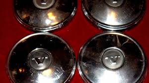 original volvo ps s gt vintage hub caps set of  asking price 125