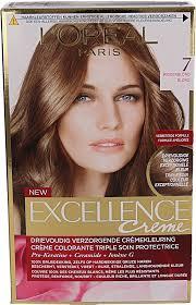 Loréal Paris Excellence Crème 7 Middenblond