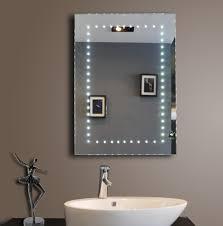 New range LED light bathroom mirror from Lamxon