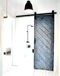 sliding door bathroom cabinet white vanities barn vanity sliding barn door bathroom