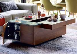 secret mini bar coffee table