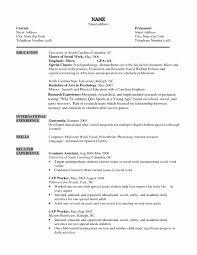 Social Work Resume Sample Social Work Resume Template Beautiful Gallery Of Social Work Resume 11