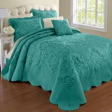 Riveting Down Alternative Twin Size Quilted Comforter Bluestone ... & ... Oversized King Pc Quilted Coverlet · •. Dashing ... Adamdwight.com
