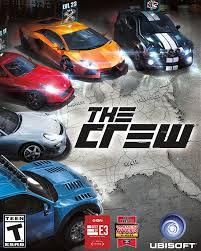 new release pc car gamesUbisoft  The Crew Franchise