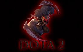 dota 2 bloodseeker blood red by justango on deviantart