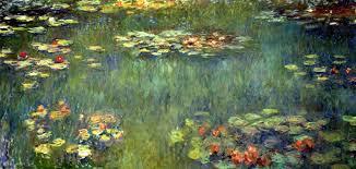 claude monet waterlilies pond 1920 1926