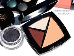 chanel 160. palette essentielle 160 beige médium (can $85.00) | brand spanking new from chanel is this triple-threat palette; available in 3 shades (clair, chanel w